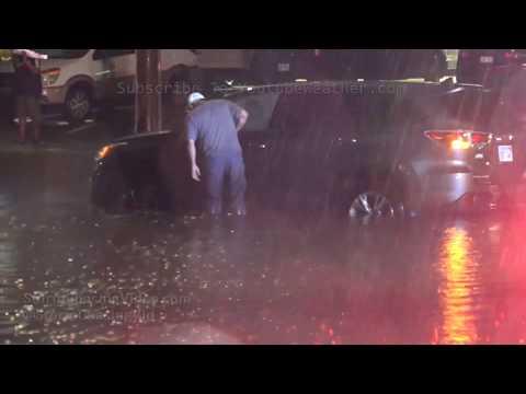Wichita, KS Flash Flood Chaos – 8/21/2019