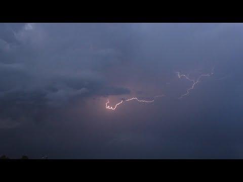 Barron County, WI Lightning Storm – 9/24/2019