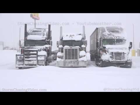 Monument, CO Major Winter Storm with Whiteout Conditions – 11/26/2019