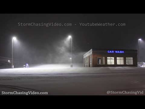 Rice Lake, WI Major Winter Storm – 11/27/2019