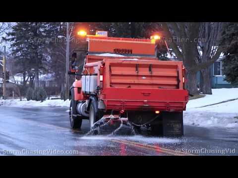 Twin Cities Extreme Morning Ice Storm – 12/28/2019