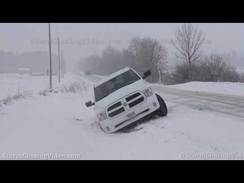 Barron County, WI Accident In The Winter Storm – 12/30/2019