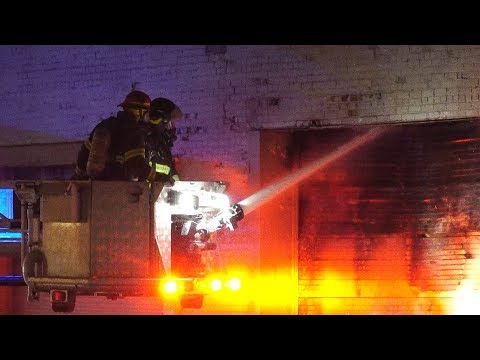 Country Hearth Bakery Complex Fire, Saint Cloud MN – 1/17/2020