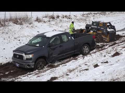 Marion County, KS Winter Storm – 2/25/2020