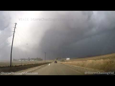 Multiple Tornadoes, Waterloo, IA – 3/28/2020