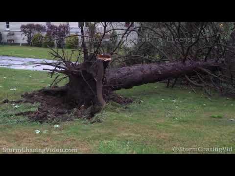 Tornado Warned Storm Damage – Glens Falls NY – 5/29/2020