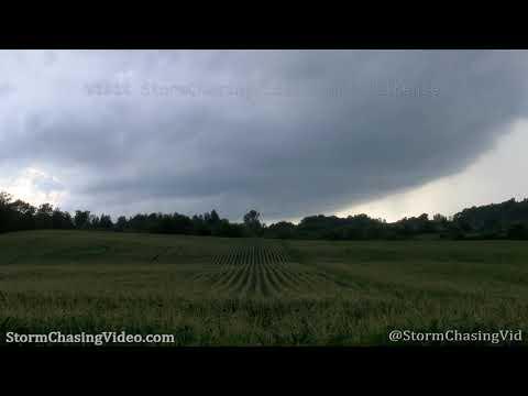 Barron County, WI Tornado Warned Storms – 7/21/2020