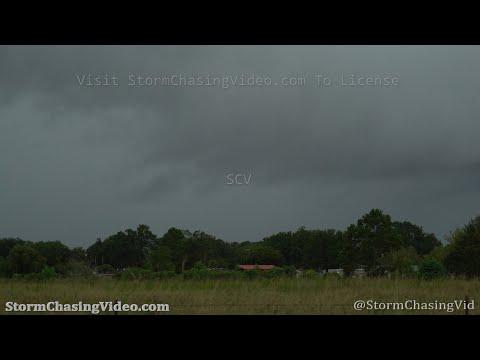 Hurricane Laura, Lake Arthur, LA Tornado Warned Storm – 8/26/2020