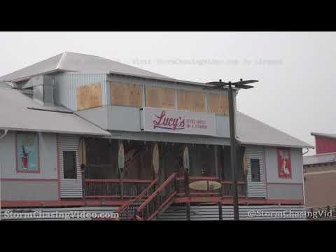 Hurricane Sally Last Minute Prep Work, Biloxi, MS – 9/14/2020