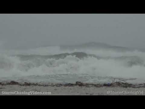Hurricane Sally, Outer Bands Hitting Gulf Shores, AL – 9/15/2020