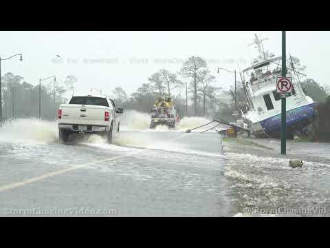 Hurricane Sally Aftermath, Orange Beach, AL – 9/16/2020