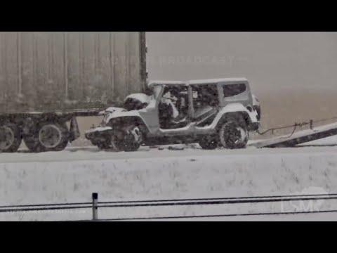 10-25-2020 Loveland, Colorado Winter Storm – Accidents – Hazardous Travel