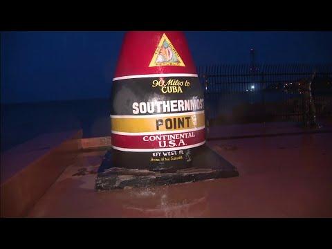 Key West braces for impact of Tropical Storm Eta