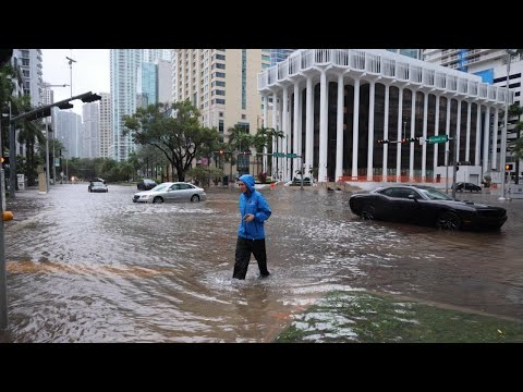 Eta floods streets and neighborhoods in South Florida