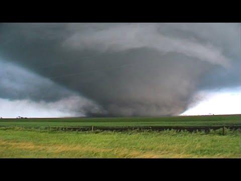Manchester, SD Tornado Outbreak – 6/24/2003