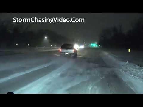 Minnesota Blizzard – 12/23/2020 #IRL Winter Storm