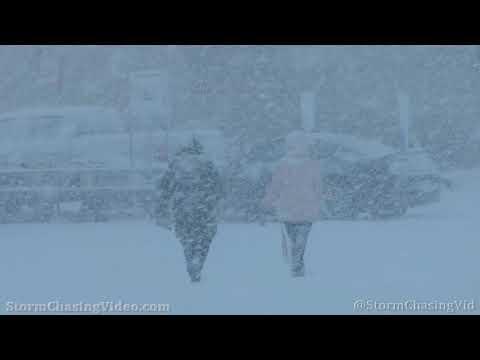 Surprise Winter Storm Hits Rice Lake, WI – 2/28/2021