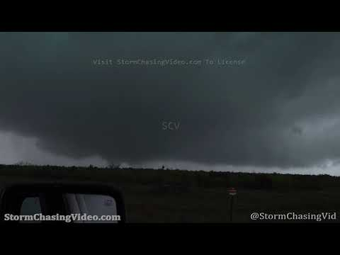 Benjamin, Texas Tornado and Supercell – 4/27/2021