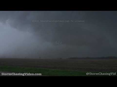 Tallula, IL Brief Tornado Touchdown – 5/3/2021