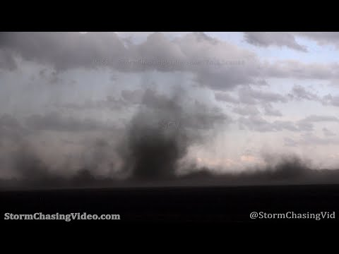 Amazing up-close tornado footage from Springfield, IL – 5/3/2021