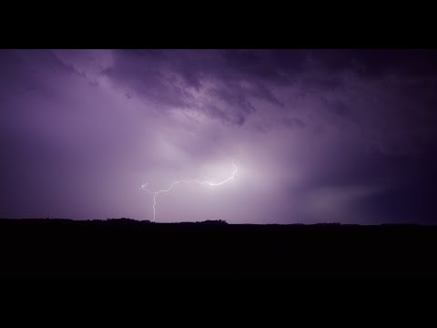 Intense Lightning Shot On The Red Komodo Global Shutter Camera
