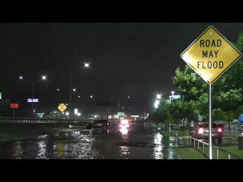 Amarillo TX Overnight Flooding – 5/31/2021