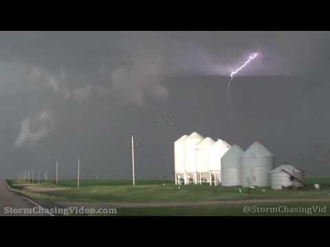 Adrian, ND Tornado Warned Storm – 6/7/2021