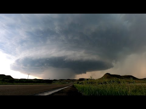 Mothership Tornadoes – McKinzie County, ND – 6/10/2021