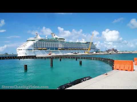 Royal Caribbean Adventure of the Seas Nassau Bahamas – 6/12/2021