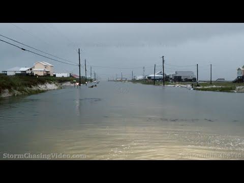 Tropical Storm Claudette,  Dauphin Island, AL – 6/19/2021