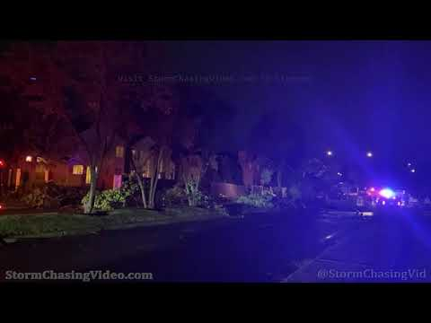 Naperville, IL Overnight Tornado Damage – 6/21/2021