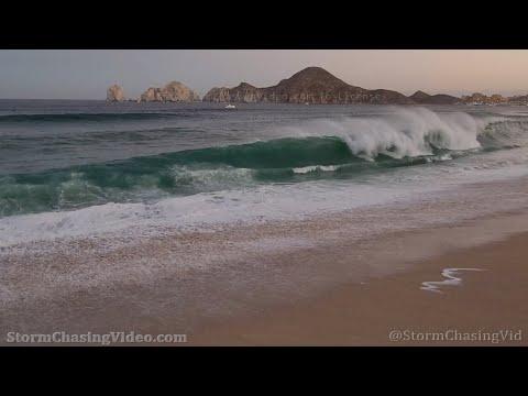 Tropical Storm Enrique – Cabo San Lucas, Baja, Mexico Pre Storm – 6/28/2021