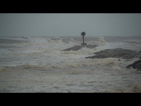 Tropical Storm Nicholas, Matagorda, TX – 9/13/2021