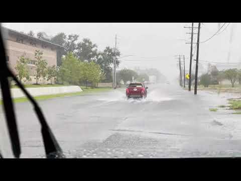 Orange, TX Flooding, Hurricane Nicholas – 9/14/2021