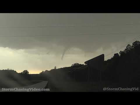Funnel Cloud,  Hail And Lightning in Central Minnesota – 9/16/2021