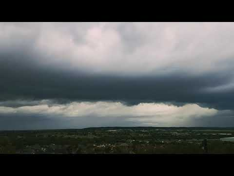 Fort Smith, AR Storm Time Lapse – 10/13/2021